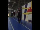 Я и акробатика)