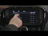 Мультимедийно-навигационная система KIA: видеоинструкция