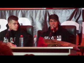 SN PRO EXPO JEFF SEID AND PHILIP KURBATOV 2016