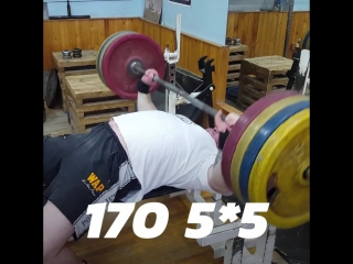 Тимур Гадиев - нарезка тренировок