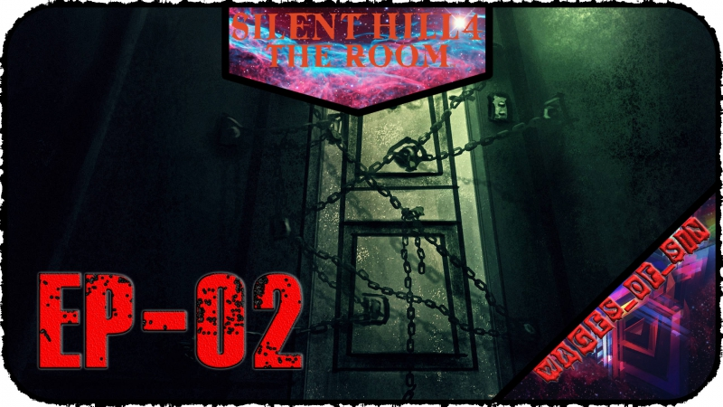 Silent Hill 4: The Room [EP-02] - Стрим - 33 квадратных метра