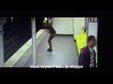 France  Un voleur sauve sa victime, tomb