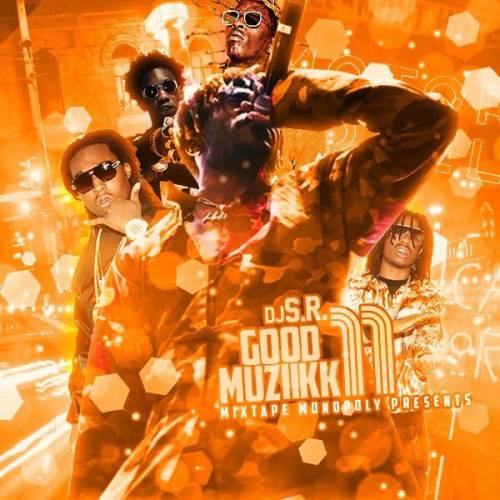 DJ Scooperachi, Mixtape Monopoly - Good Muziikk 11 - 2016