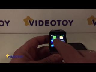 Умные часы Smart Watch DZ09 - обзор.