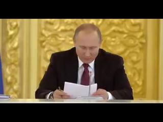Даже Путин в шоке от состава преступления