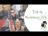 Top Drummers interviewing top drummers (Karl Brazil, Mikkey Dee, Mike Terrana, ...)