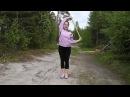 Exercises with a stick Упражнения с гимнастической палкой
