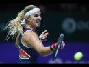 Simona Halep vs Dominika Cibulkova 2016 Singapore FINAL HIGHLIGHTS