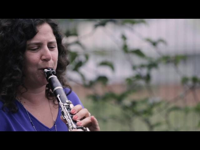 Anat Cohen Trio Brasileiro - Choro Pesado (Dudu Maia Douglas Lora)