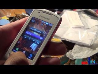 Samsung S5260 не работает микрофон. Без схемы не разобраться!!!