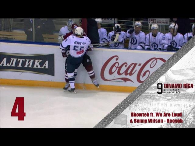 Balso par Dinamo Rīga vārtu dziesmu 9. sezonai!