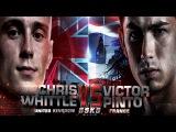 Thai Fight London, Chris Whittle (UK) Vs Victor Pinto (Franch), Thai Fight 11092016