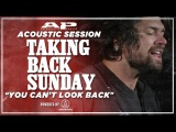 APTV Sessions TAKING BACK SUNDAY -