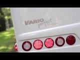 Traummobil VARIO Perfect 1200 Platinum auf MB Actros 2543 LLL