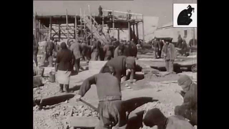 Донецьк (Сталіно) 1943. Відбудова.