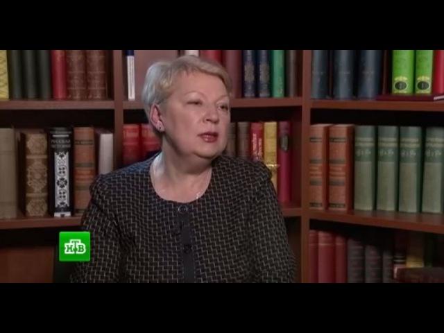 «Нужно научить учиться»: интервью министра образования Ольги Васильевой