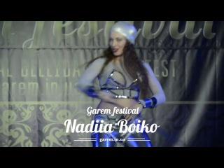 Garem festival 2017 Nadiia Boiko - Led & knife street shaabi mahraganat