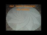 TAPETE REDONDO (VAL GOMES )PARTE 2- FINAL