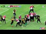 BRASÍLIA ALLIGATORS x BRASÍLIA V8 (Snap por snap) - Liga Nacional - CBFA - 25 10 15