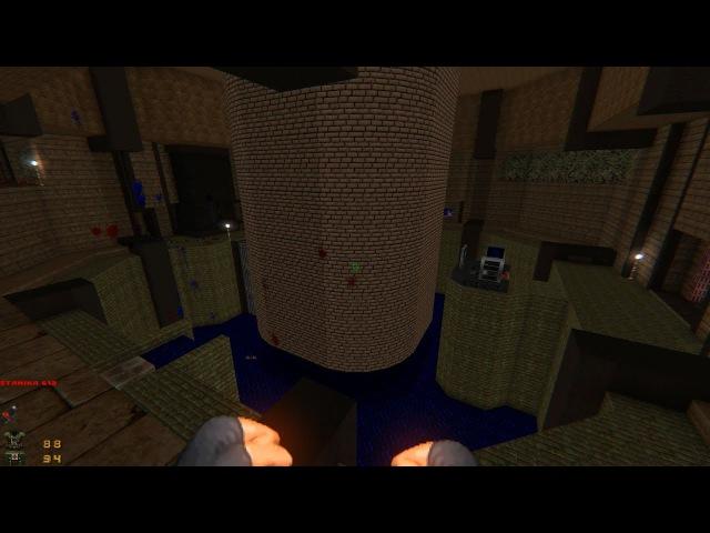 Hellbound - Level 10: Cistern [Brutal Doom: Black Edition v3.1c]