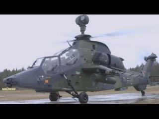 Превосходство НАТО / AH-64D Apache & Eurocopter Tiger в Германии