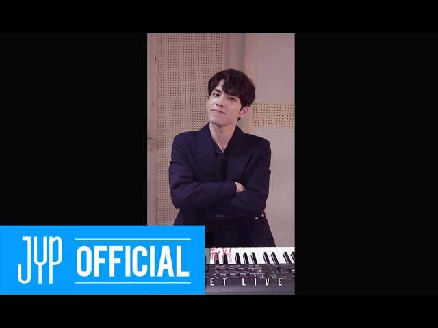 [170420] DAY6 Wonpil - I'm Serious • POCKET LIVE