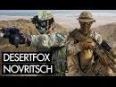 Jet Desertfox Novritsch teaming up at Desertfoxfield