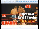 Muhammad Ali vs Jerry Quarry 30th of 61 - Oct. 1970 - Extended Version -