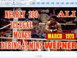 Muhammad Ali vs Chuck Wepner 48th of 61 - March 1975 - ANALYZED VERSION