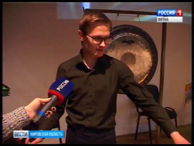 В Вятской филармонии состоялась премьера сказки Городок в табакерке (ГТРК Вятка)