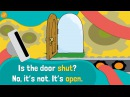 Opposite Words and Adjectives Chant - Pattern Practice for Kids by ELF Learning