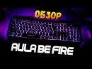 Acme Aula Be Fire - Обзор клавиатуры от Слэша