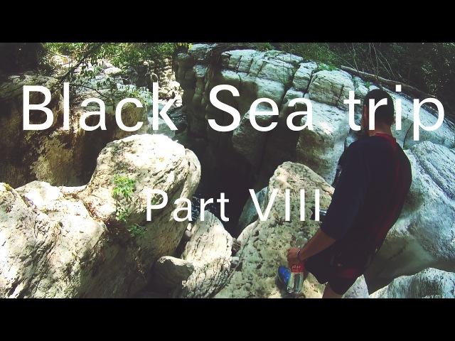 Black Sea trip. Part 8. Sochi. By Valentin Impalov.