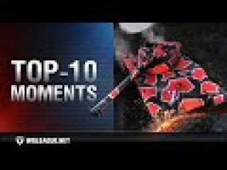 World of Tanks PC - The Grand Finals 2016 - Top 10 Moments