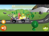 LEGO Juniors Create & Cruise | Lego Vehicles colorful 3D games for Kids by Lego System