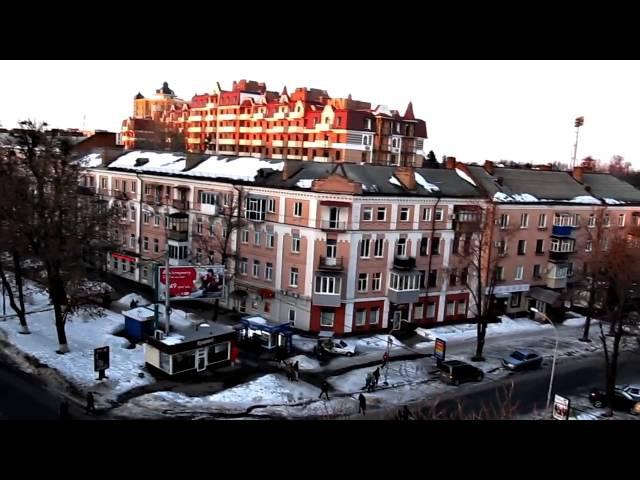 Полтава вулиця Жовтнева 15 01 2016