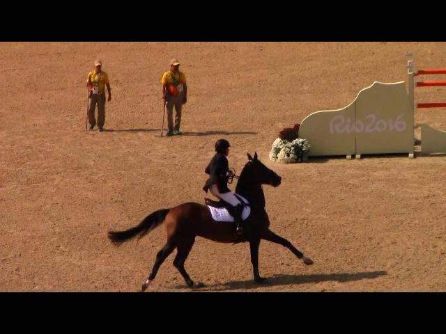 Rio 2016 - Great Britains Nick Skelton - Individual Final Round B