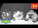 Смешарики 2D - Черно-белое кино Прикольные мультики для детей