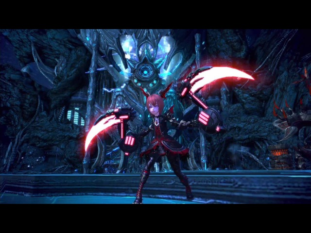 TERA Plasma Weapon Skins
