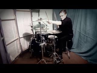 Антон Кельник - Silver Script. -  Замкнутый круг (drum cam | D.D.S. contest)