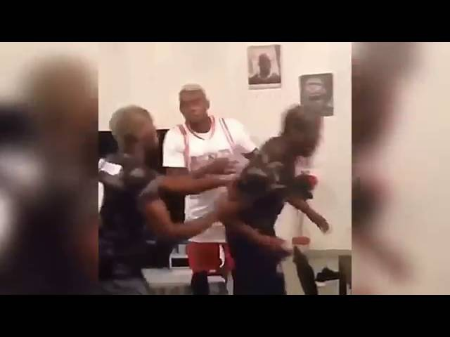 PAUL POGBA DANCING WITH HIS TWINBROTHERS! - Afro Dance