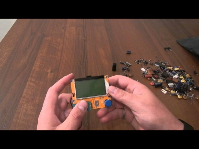 Посылки из Китая №20. Транзистор тестер Mega328