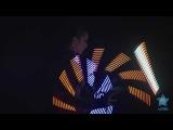 El Saxo &amp Salamandra Fire Show