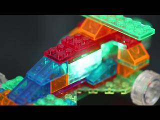 Laser Pegs 3D светящийся конструктор