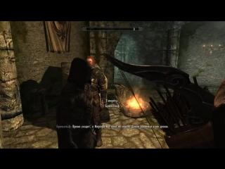 Странствия котомага в мире Skyrim 99 Котомаг соловей