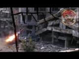 30.04.16. СИРИЯ. РАКЕТОЙ УНИЧТОЖИЛИ СНАЙПЕРА