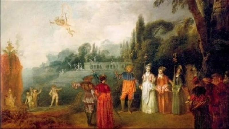 01 J. J. Rousseau- Le Devin du Village - VIII-24 Ballet Divertissement - Cantus Firmus Consort