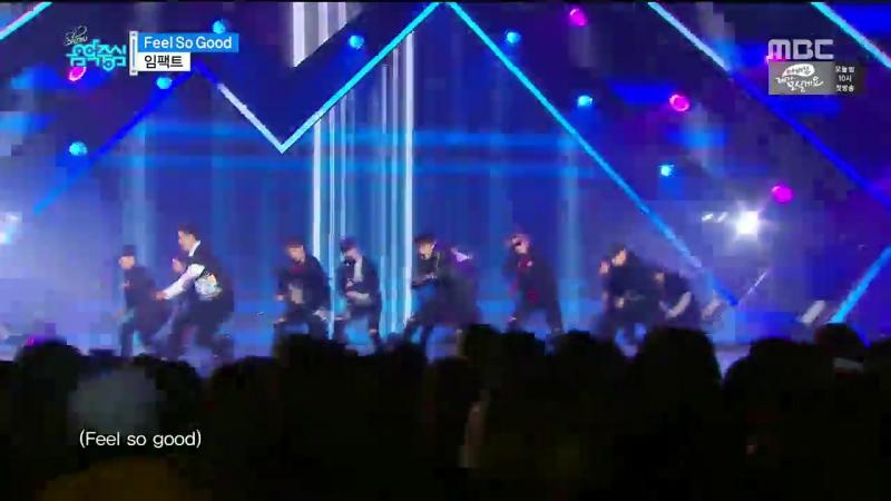 Show Music Core Live ★ COMEBACK ׃ KYUHYUN, Hyolyn, B.A.P, BTOB, ASTRO, MAMAMOO [2016.11.12]