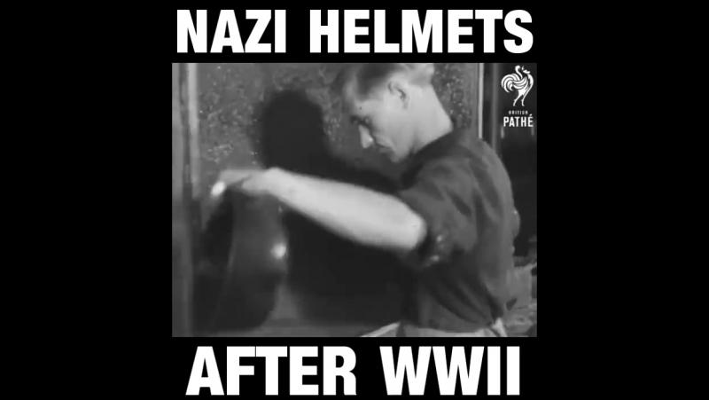 Нацистські шоломи після 2-ї Світової. » Freewka.com - Смотреть онлайн в хорощем качестве