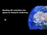 New legal powers could send UK scientists into space to research vaccines and medicines